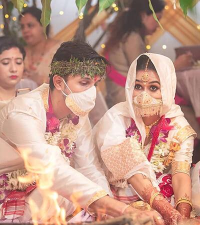 image of HNI Matrimony