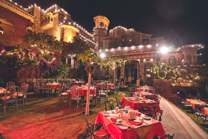 5 Best Palaces For Wedding In India