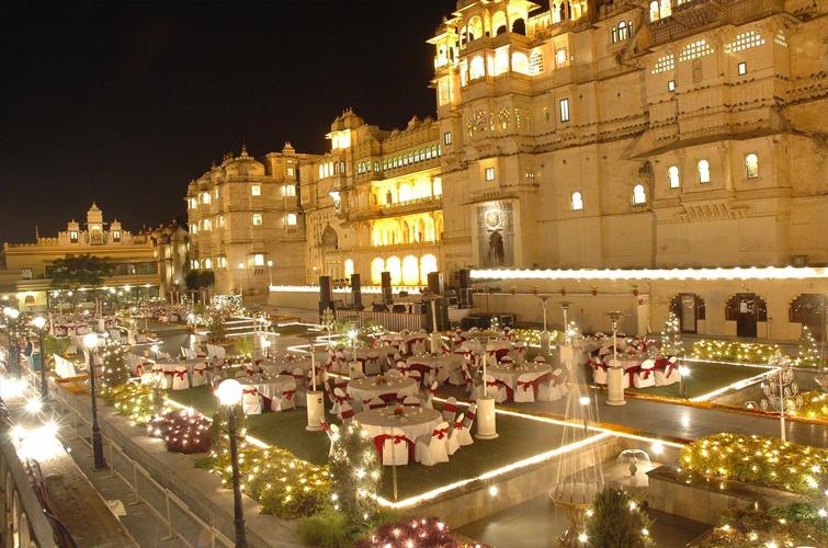 Best Wedding Locations in and around Delhi