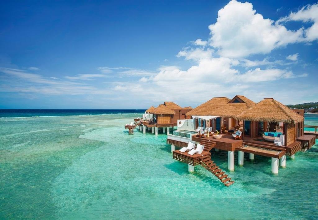honeymoon location in Bahamas