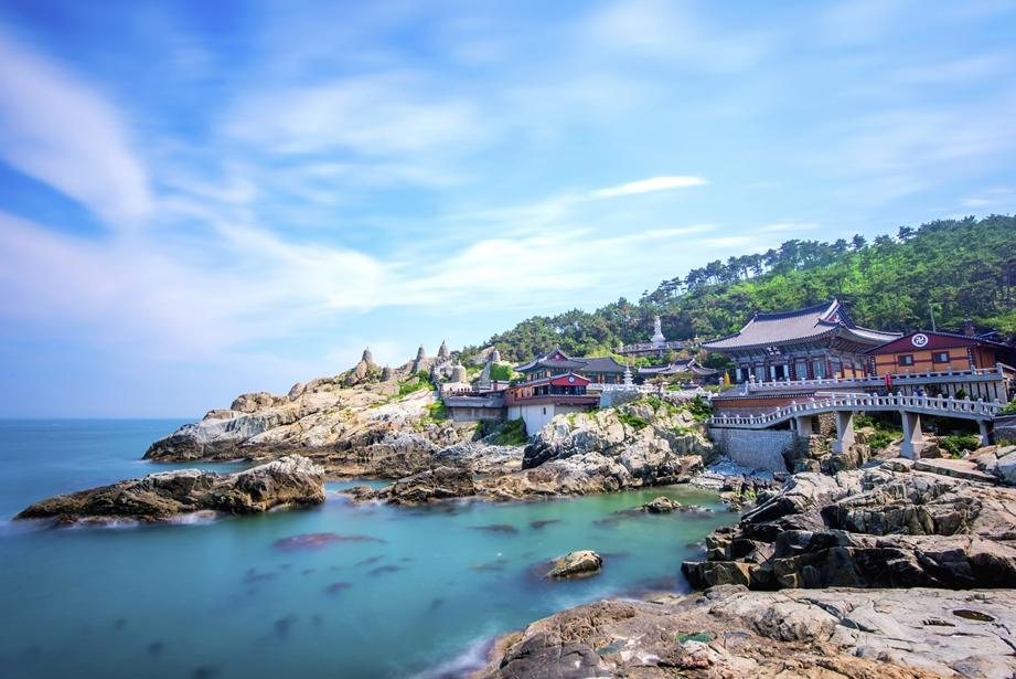 honeymoon location in South Korea