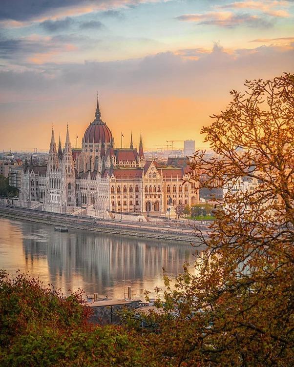 honeymoon location in Budapest