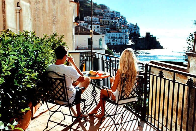 honeymoon location in Italy